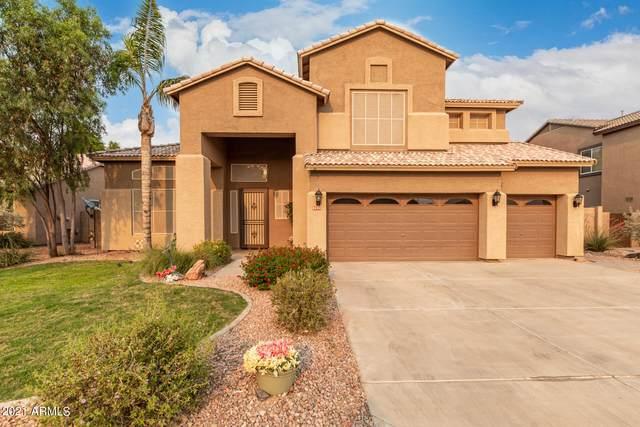 3323 S Ponderosa Drive, Gilbert, AZ 85297 (MLS #6251389) :: Yost Realty Group at RE/MAX Casa Grande