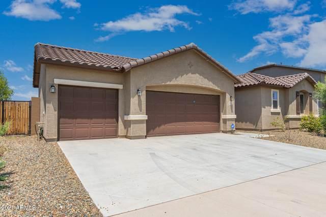 8822 S 55TH Lane, Laveen, AZ 85339 (MLS #6251398) :: Devor Real Estate Associates