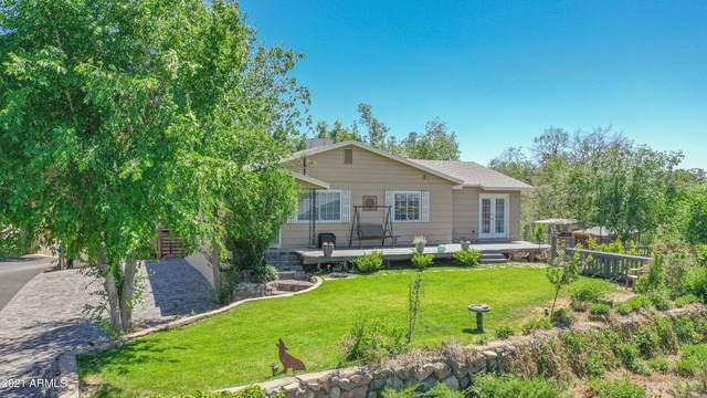 2044 Douglas Lane, Prescott, AZ 86301 (MLS #6251401) :: Selling AZ Homes Team
