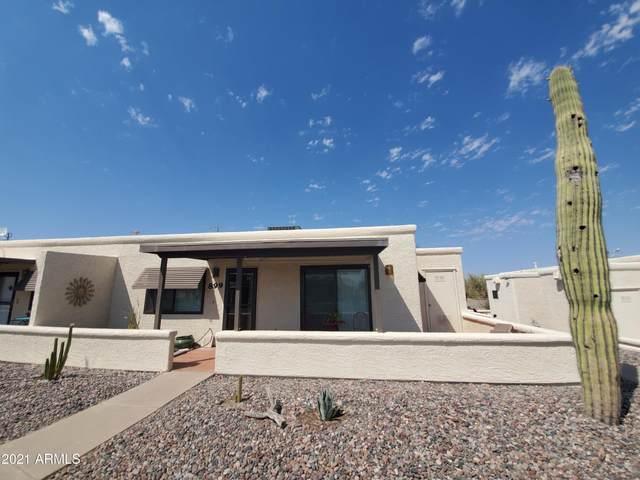 899 E Lancaster Circle, Florence, AZ 85132 (MLS #6251415) :: Devor Real Estate Associates