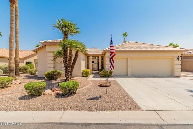 9406 E Sunridge Drive, Sun Lakes, AZ 85248 (MLS #6251426) :: Midland Real Estate Alliance