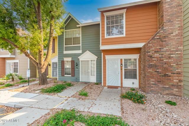 1970 N Hartford Street #97, Chandler, AZ 85225 (MLS #6251427) :: Devor Real Estate Associates