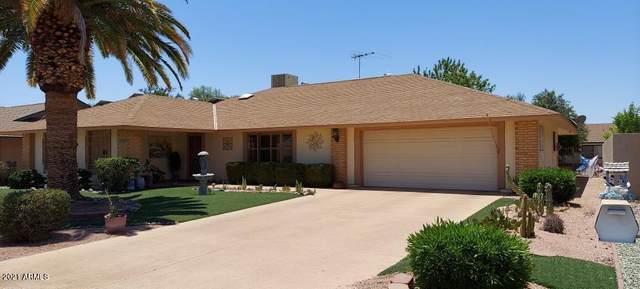 12635 W Crystal Lake Drive, Sun City West, AZ 85375 (MLS #6251431) :: Selling AZ Homes Team