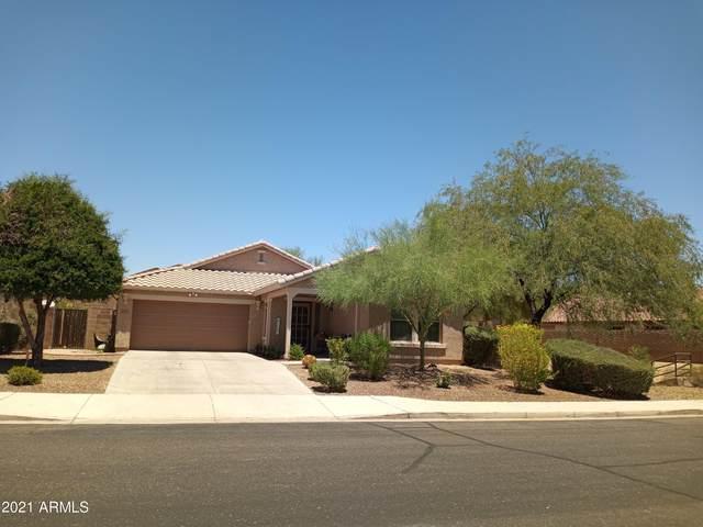 12784 W Desert Mirage Drive, Peoria, AZ 85383 (MLS #6251433) :: Jonny West Real Estate