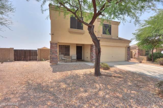 3954 N Spirit Place, Casa Grande, AZ 85122 (MLS #6251438) :: The Laughton Team