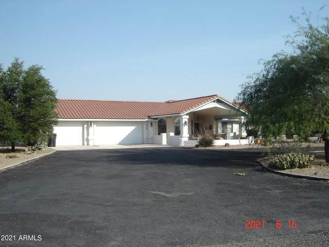 420 N Lazy Fox Road, Wickenburg, AZ 85390 (MLS #6251445) :: Scott Gaertner Group