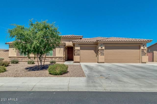 5612 S 57TH Lane, Laveen, AZ 85339 (MLS #6251448) :: Yost Realty Group at RE/MAX Casa Grande