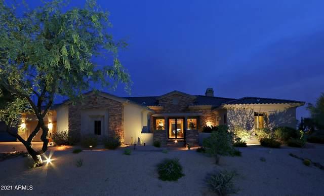 9705 E Suncrest Road, Scottsdale, AZ 85262 (MLS #6251470) :: Lucido Agency