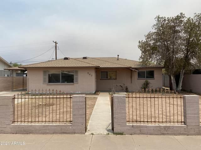 247 N Williams Street, Mesa, AZ 85203 (MLS #6251484) :: Yost Realty Group at RE/MAX Casa Grande