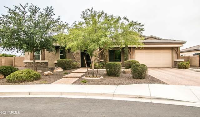 3031 E Wildhorse Drive, Gilbert, AZ 85297 (MLS #6251491) :: The Helping Hands Team
