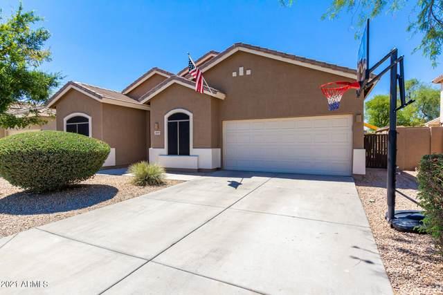 2841 E Riviera Place, Chandler, AZ 85249 (MLS #6251493) :: Executive Realty Advisors
