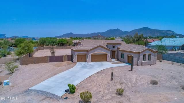 7818 E Coronado Road, Mesa, AZ 85207 (MLS #6251532) :: Walters Realty Group