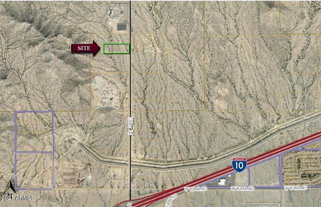 0 N Miller Road, Buckeye, AZ 85396 (MLS #6251542) :: TIBBS Realty