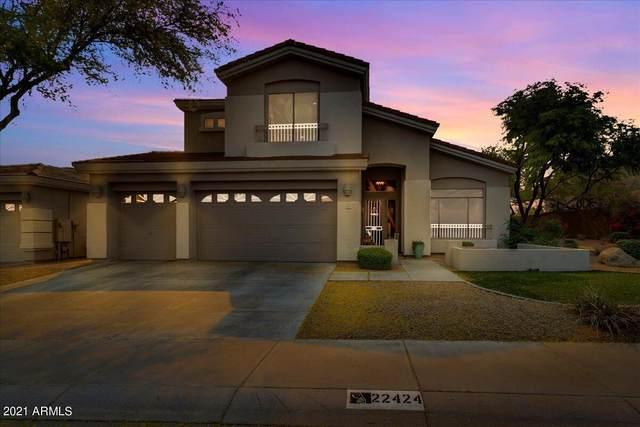22424 N 48TH Street, Phoenix, AZ 85054 (MLS #6251545) :: The Laughton Team
