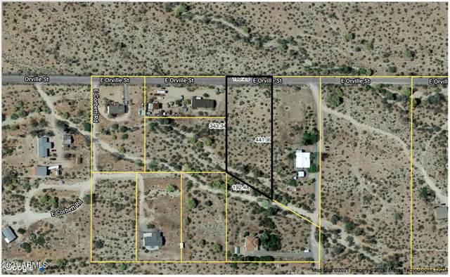 0 E Orville Street, Florence, AZ 85132 (MLS #6251547) :: The Copa Team | The Maricopa Real Estate Company