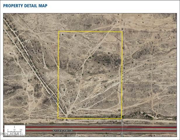 0 N Sun Valley Parkway, Surprise, AZ 85387 (MLS #6251548) :: TIBBS Realty