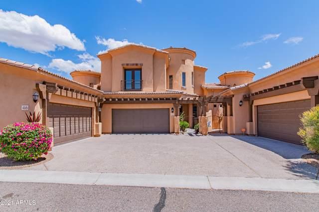 5370 S Desert Dawn Drive #47, Gold Canyon, AZ 85118 (MLS #6251555) :: TIBBS Realty