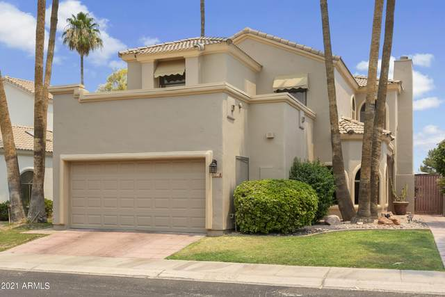 7856 E Clinton Street, Scottsdale, AZ 85260 (MLS #6251567) :: Yost Realty Group at RE/MAX Casa Grande