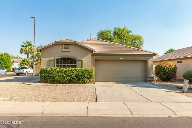 1813 E Carla Vista Drive, Gilbert, AZ 85295 (MLS #6251574) :: Klaus Team Real Estate Solutions