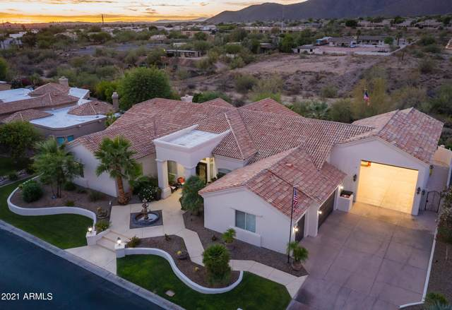 12110 E Gold Dust Avenue, Scottsdale, AZ 85259 (MLS #6251589) :: Yost Realty Group at RE/MAX Casa Grande