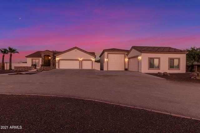 2201 S 231st Avenue, Buckeye, AZ 85326 (MLS #6251592) :: Yost Realty Group at RE/MAX Casa Grande