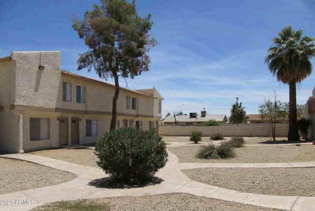 3840 N 43RD Avenue #69, Phoenix, AZ 85031 (MLS #6251595) :: Conway Real Estate