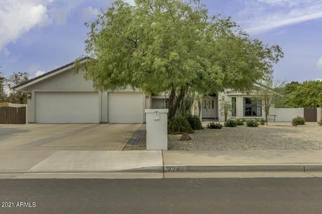 2241 E Hermosa Vista Drive, Mesa, AZ 85213 (MLS #6251603) :: Yost Realty Group at RE/MAX Casa Grande