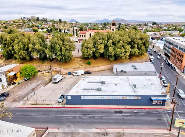 209 N Arroyo Boulevard, Nogales, AZ 85621 (MLS #6251608) :: Long Realty West Valley