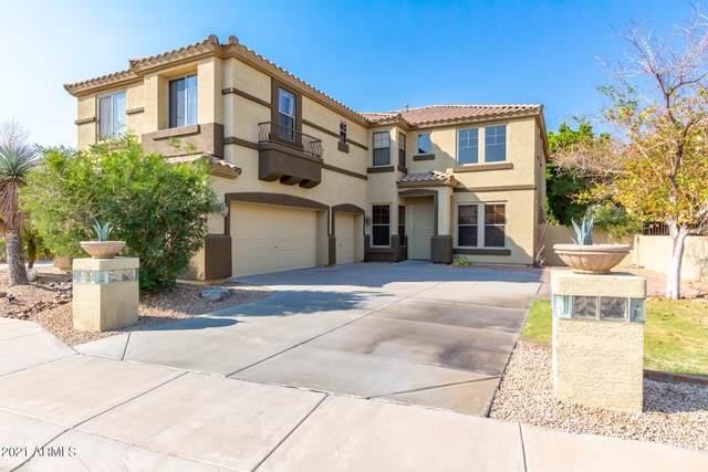 2801 W Silver Fox Way, Phoenix, AZ 85045 (MLS #6251616) :: Dave Fernandez Team | HomeSmart