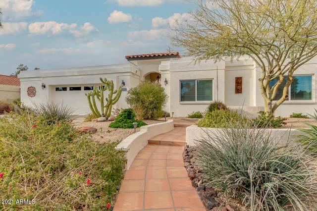 10524 E Cannon Drive, Scottsdale, AZ 85258 (MLS #6251620) :: Yost Realty Group at RE/MAX Casa Grande