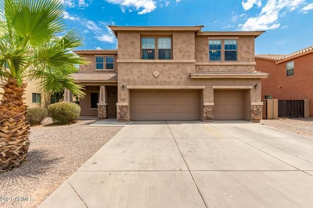 727 E Cleveland Court, San Tan Valley, AZ 85140 (MLS #6251622) :: Yost Realty Group at RE/MAX Casa Grande