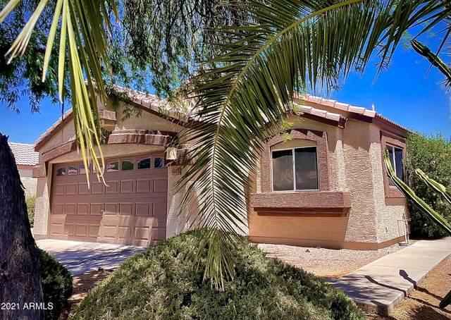 4338 E Hartford Avenue, Phoenix, AZ 85032 (MLS #6251630) :: Midland Real Estate Alliance