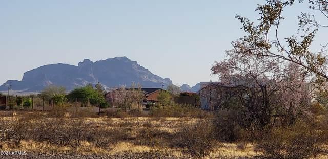 0 N 417TH Drive, Tonopah, AZ 85354 (MLS #6251651) :: The Copa Team | The Maricopa Real Estate Company