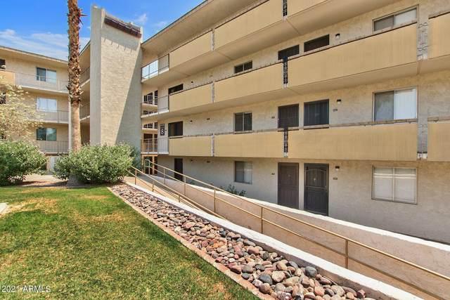 7625 E Camelback Road N A237, Scottsdale, AZ 85251 (MLS #6251668) :: Midland Real Estate Alliance