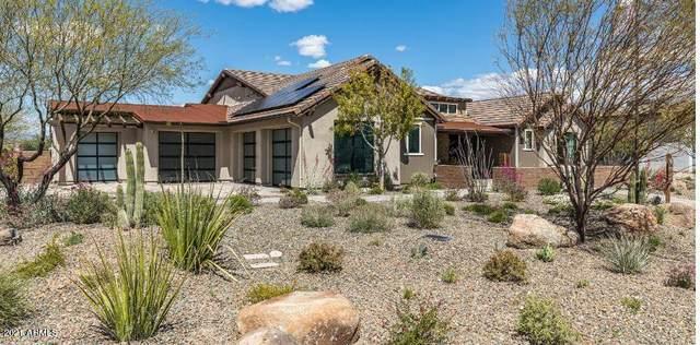 3266 Maverick Drive, Wickenburg, AZ 85390 (MLS #6251685) :: Scott Gaertner Group