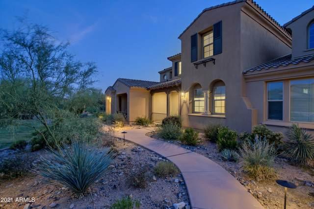 18552 N 94TH Street, Scottsdale, AZ 85255 (MLS #6251690) :: Keller Williams Realty Phoenix