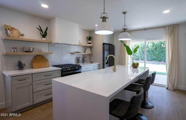 9084 E Captain Dreyfus Avenue, Scottsdale, AZ 85260 (MLS #6251728) :: CANAM Realty Group