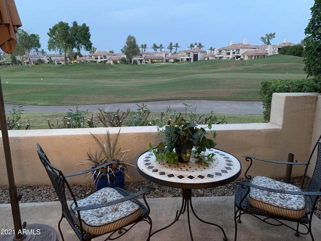 7272 E Gainey Ranch Road #9, Scottsdale, AZ 85258 (MLS #6251742) :: CANAM Realty Group