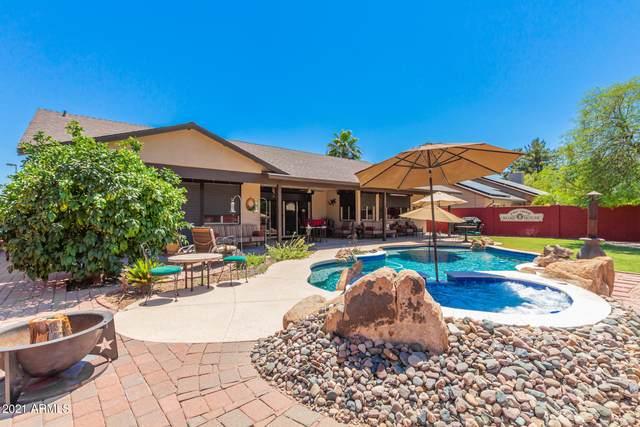 9098 E Ludlow Drive, Scottsdale, AZ 85260 (MLS #6251746) :: The Ellens Team