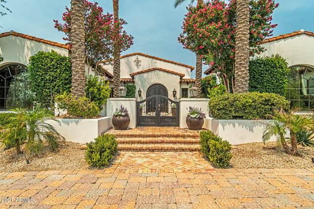 6742 N 48th Street, Paradise Valley, AZ 85253 (MLS #6251748) :: The Daniel Montez Real Estate Group