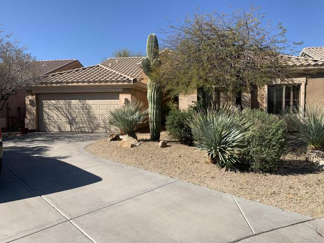 10418 E Meadowhill Drive, Scottsdale, AZ 85255 (MLS #6251764) :: CANAM Realty Group