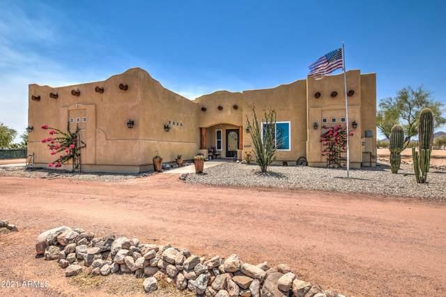 52671 W Whirly Bird Road, Maricopa, AZ 85139 (MLS #6251774) :: Executive Realty Advisors