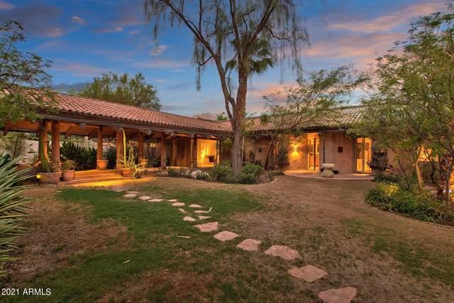 3730 E Camino Sin Nombre, Paradise Valley, AZ 85253 (MLS #6251832) :: The Daniel Montez Real Estate Group
