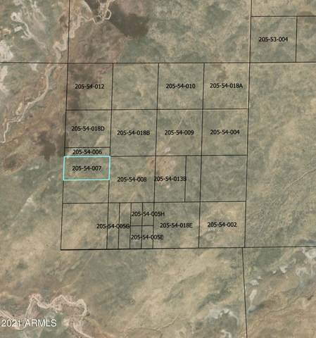 0 0 Land, St Johns, AZ 85936 (MLS #6251841) :: CANAM Realty Group