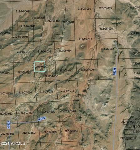 0 0 Land, Concho, AZ 85924 (MLS #6251847) :: The Laughton Team