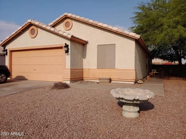 1955 S Palo Verde Drive, Apache Junction, AZ 85120 (MLS #6251857) :: Yost Realty Group at RE/MAX Casa Grande