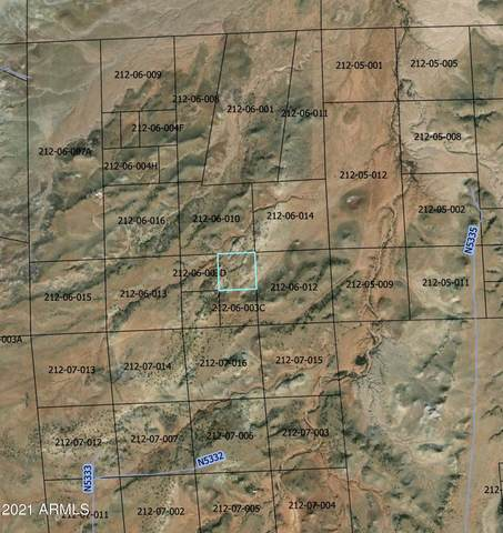 0 0 Land, Concho, AZ 85924 (MLS #6251859) :: The Laughton Team