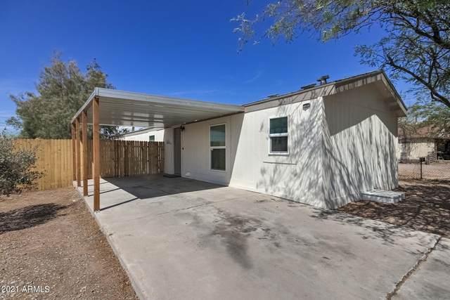 262 W Elm Avenue, Coolidge, AZ 85128 (MLS #6251874) :: Maison DeBlanc Real Estate
