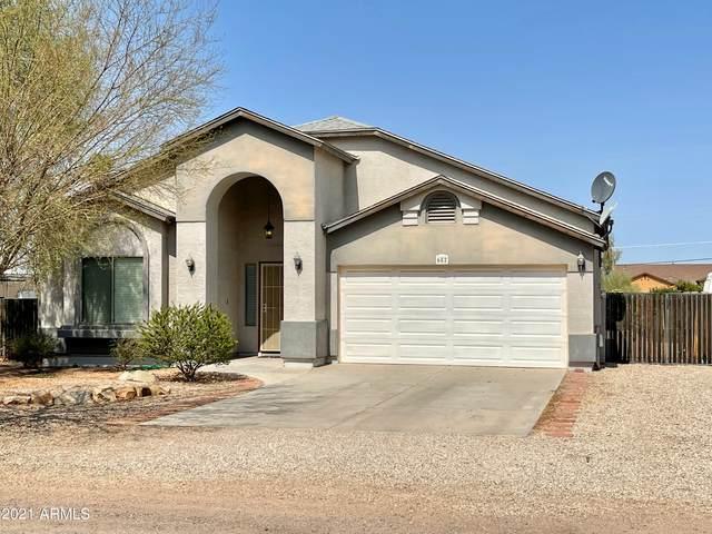 682 S Lawson Drive, Apache Junction, AZ 85120 (MLS #6251875) :: Executive Realty Advisors