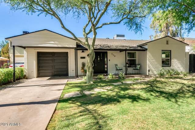 528 W Georgia Avenue, Phoenix, AZ 85013 (MLS #6251879) :: Synergy Real Estate Partners